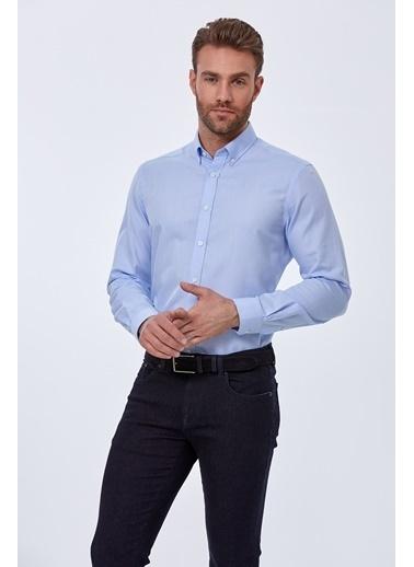 Hemington Gömlek Mavi